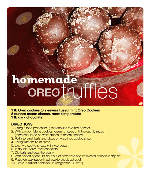Homemadetruffles