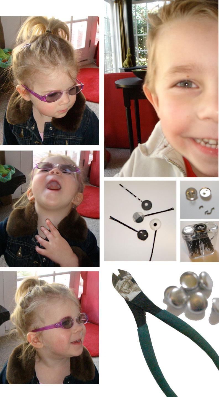Kidsbuttonbobbypins