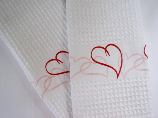 Valentinedishtowels